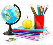 depositphotos_29822687-stock-photo-globe-notebook-stack-and-pencils